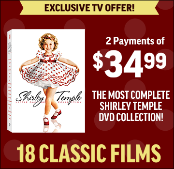 Order Shirley Temple Little Darling Collection Now!